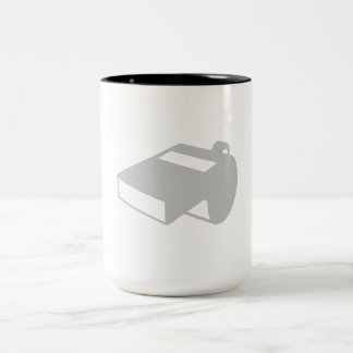 Silver Whistle Coffee Mugs