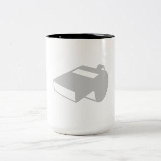 Silver Whistle Coffee Mugs