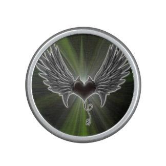 Silver Wings Bluetooth Bumpster Speaker