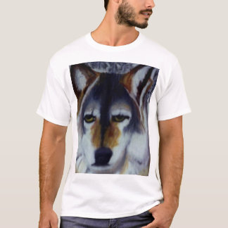 SILVER WOLF  tee