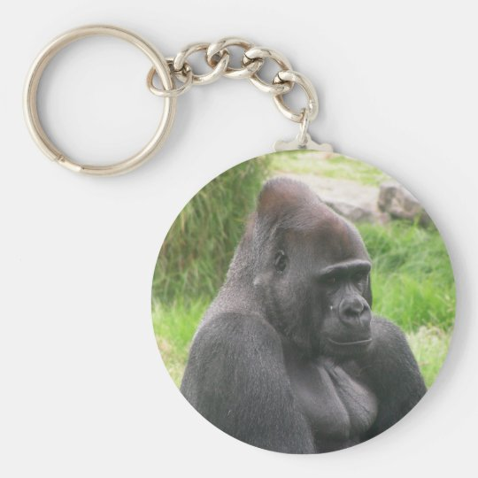 silverback 001 keychain