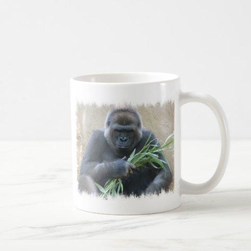 Silverback Gorilla Coffee Mug