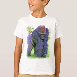 Silverback Gorilla in Oil T-Shirt