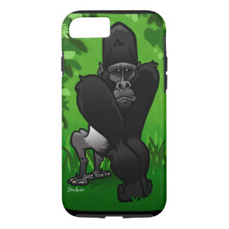Silverback Gorilla iPhone 7 Case