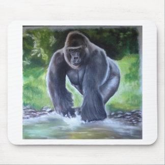 Silverback Gorilla Mouse Mat