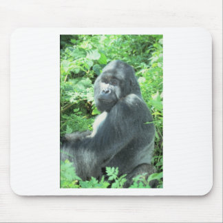 silverback Gorilla Mouse Pad