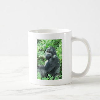 silverback Gorilla Coffee Mugs