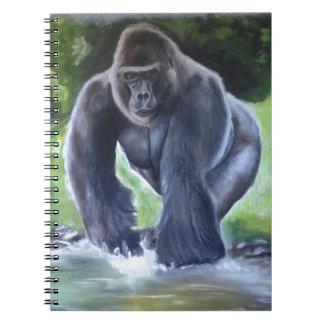 Silverback Gorilla Notebook