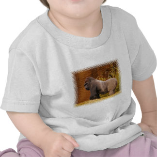Silverback Gorilla Photo Baby T-Shirt