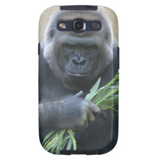 Silverback Gorilla Samsung Galaxy Case