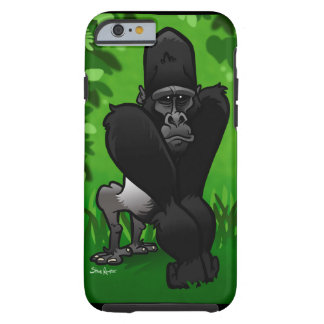 Silverback Gorilla Tough iPhone 6 Case