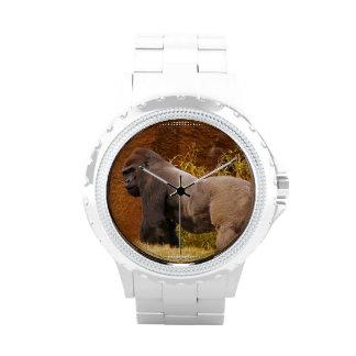 Silverback Gorilla Wristwatch