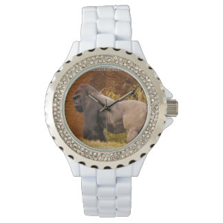 Silverback Gorilla Wrist Watches