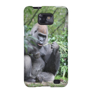 silverback gorillas samsung galaxy s2 cover