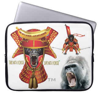 Silverback Samurais Studios™ Laptop Sleeve