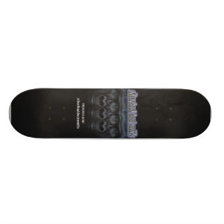 silverbackbeatz sboard, myspace.com/, silverbac... skate board deck