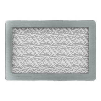 Silverline  Shining  Vintage Pattern Rectangular Belt Buckles