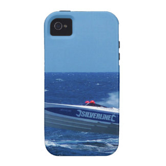 Silverline sponsored powerboat. iPhone 4/4S case