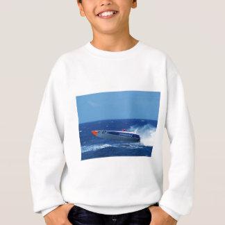 Silverline sponsored powerboat. sweatshirt