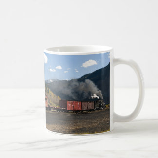 Silverton, Colorado Train Travel Mug