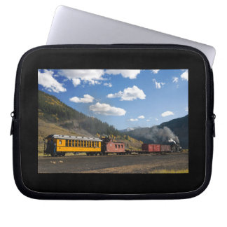Silverton Narrow Gauge Steam Train Laptop Sleeve