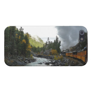 Silverton Train iPhone 5 Cases