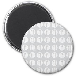 silverware grey on grey magnets