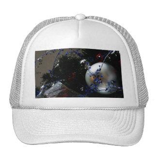 silvery Magic Hat