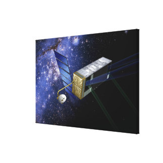 SIM PlanetQuest Gallery Wrapped Canvas