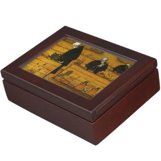 Simberg's Garden of Death keepsake box