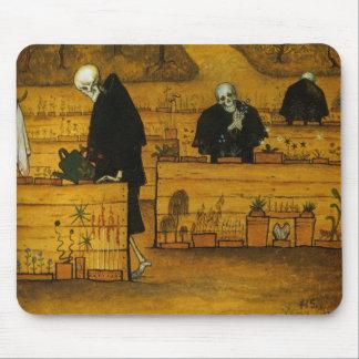 Simberg's Garden of Death mousepad