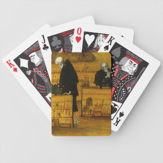 Simberg's Garden of Death playing cards