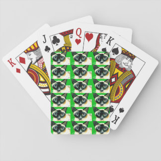 ~ SIMEON ~ Super Siamese Cat ~ Original Art ~ Playing Cards