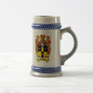 Simmons Coat of Arms Stein
