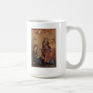 Simone Martini Art Basic White Mug