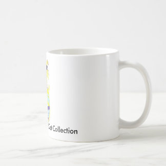 Simone The Cool Cat Collection Mugs