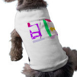 Simple Abstract Pet Tshirt