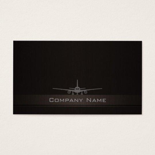 Simple Aeroplane Company Business Card