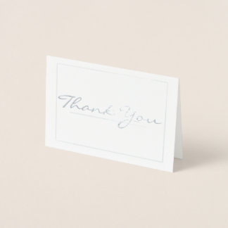 Simple and Sweet Thank You Card