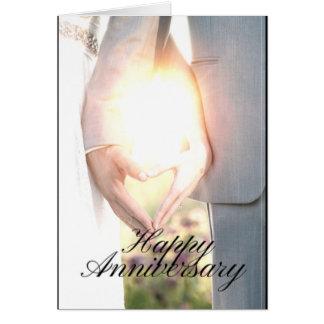 Simple Anniversary Card