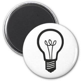 Simple Black Light Bulb for Many Creative Ideas Magnet