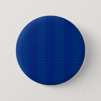 Simple Blue 6 Cm Round Badge