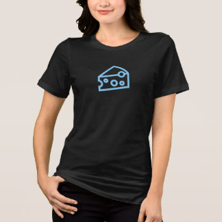 Simple Blue Cheese Icon Shirt