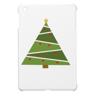 Simple But Beautiful Christmas Tree iPad Mini Cover