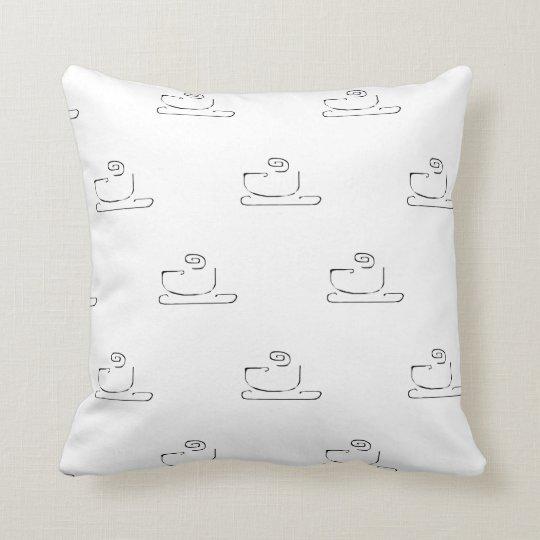 Simple Cafe Cushion