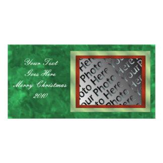 Simple Christmas Photo Card