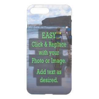 Simple Click and Replace Photo to Make Your Own iPhone 8 Plus/7 Plus Case
