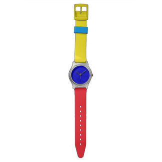 simple colorful fashion stylish look wristwatches