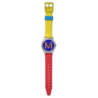 simple colorful fashion stylish personalized watches