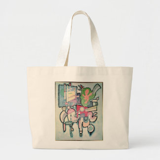 Simple Complexity, 1939 Large Tote Bag